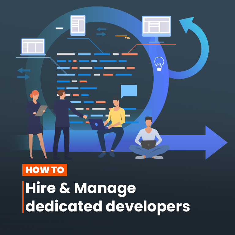hire dedicated development team